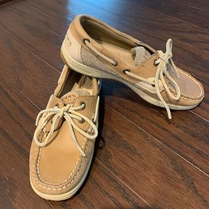 Sperry Top-Sider leather Boat shoes Sz 6.5